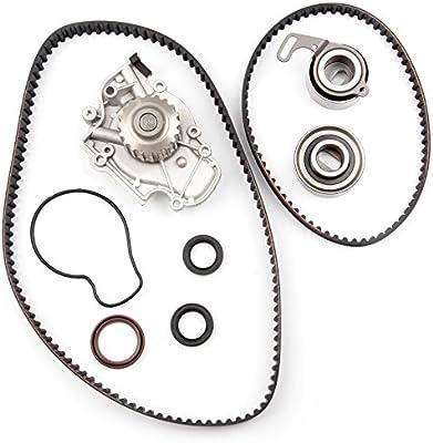 Amazon.com: Timing Belt Water Pump Kit ECCPP TBK244 For Honda Accord  Odyssey Acura CL Isuzu Oasis 2.2L 2.3L L4 SOHC 16 Valves Engine F22B1 F23A1  F23A4 F23A5 ...