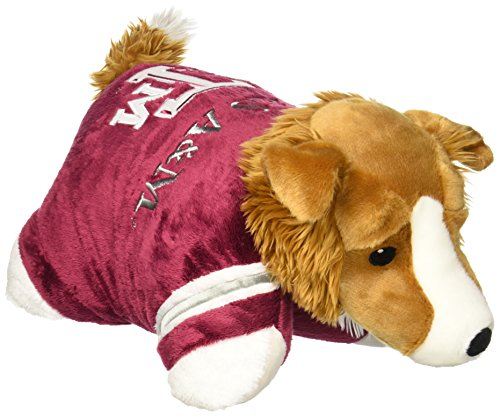 Fabrique Innovations NCAA Pillow Pet, Texas A&M Aggies