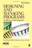 Designing and Managing Programs 9781412951951