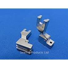 Industrial Sewing Machines Concealed, Invisible Zip, Zipper Foot for, Brother, Singer, Juki + More by sewing supplies direct