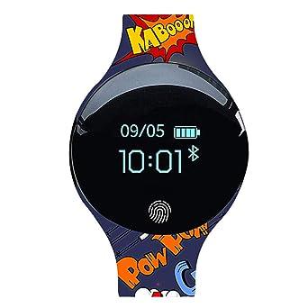Reloj Inteligente Bluetooth Podómetro Salud Deportes Pulsera ...