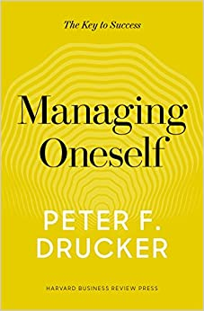 image for Managing Oneself: The Key to Success