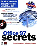 Office 97 Secrets, Steve Cummings and Robert Cowart, 0764530151