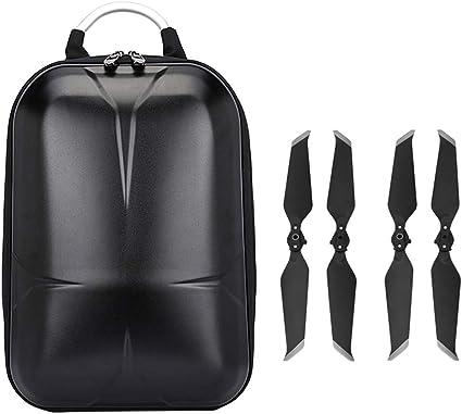Waterproof Hard Shell PC Backpack Case For DJI Mavic 2 /& Smart Controller Drone