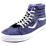 Vans Mens SK8-Hi Reissue Fabric Low Top Lace Up Fashion Sneaker