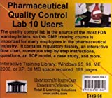 Pharmaceutical Quality Control Lab 10 Users, Farb, Daniel and Luttrell, Anthony, 1594911843