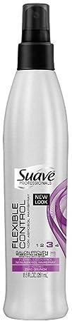 Suave Professionals Flexible Control, Non-Aerosol Hairspray 8.50 oz Pack of 2