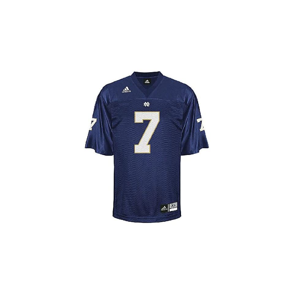 Adidas Notre Dame Fighting Irish Youth Replica Football Jersey