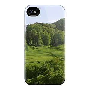 New Premium Flip Case Cover Beautiful View 10 Skin Case For Iphone 4/4s