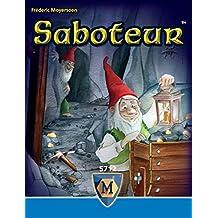Mayfair Games Saboteur-Bluffing/Social Deduction Game