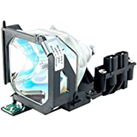 Electrified ELPLP10B V13H010L1B Replacement Lamp with Housing for Epson Projectors