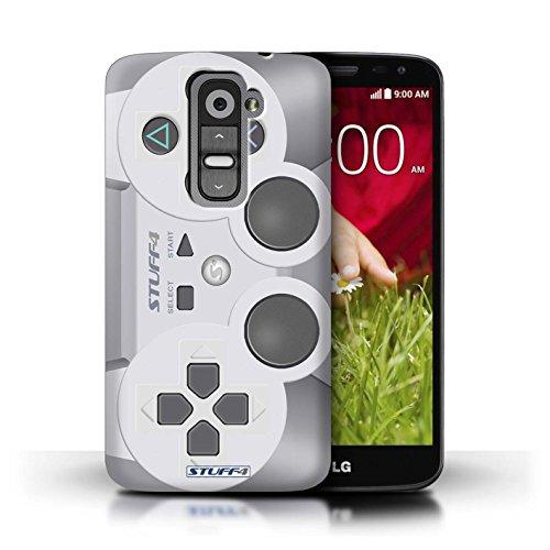 Kobalt® Imprimé Etui / Coque pour LG G2 Mini/D620 / Playstation PS1 conception / Série Console (jeux vidéo)