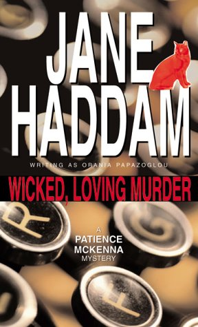 book cover of Wicked, Loving Murder