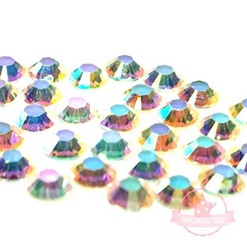 4mm Round Facet Gems - 3