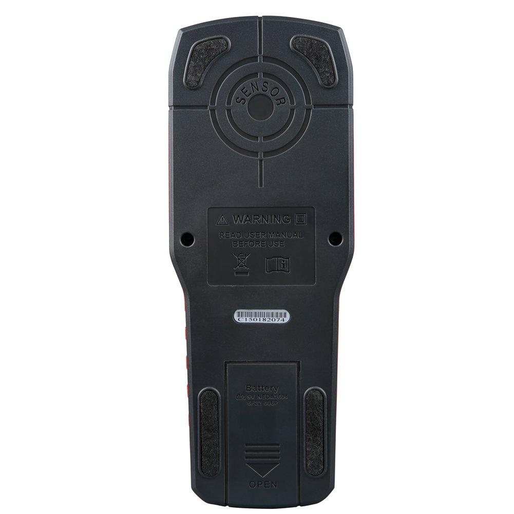nktech UNI-T ut387b multifuncional Handheld Detector de pared Metal Madera modo silencioso AC Cable Buscador de escáner con TL-1 destornillador: Amazon.es: ...