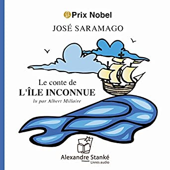 Amazon Com Le Conte De L Ile Inconnue Audible Audio