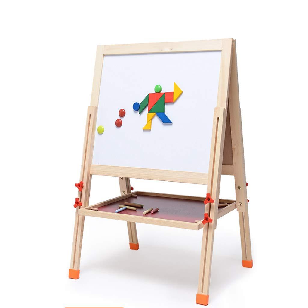 子供の絵を描くボードを持ち上げることができるイーゼルブラケットタイプのホーム磁気落書きボード B07KR8T1ZD B07KR8T1ZD, シロイシ:c883564b --- ijpba.info