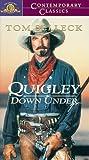 Quigley Down Under [VHS]