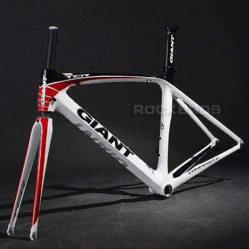 Galleon - Giant TCR Composite Carbon Frame Set 700C Road Bike Frame ...
