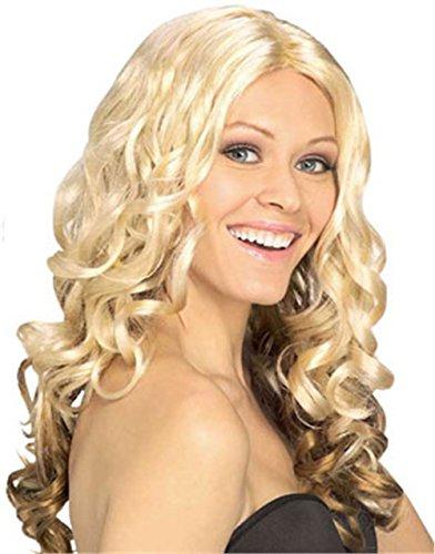 Goldilocks Costume Wig (Goldilocks Halloween)