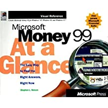 Microsoft Money 99 at a Glance by Stephen L. Nelson (1998-08-01)
