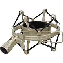 MXL 90 Microphone Shock Mount for 770/990 (Champagne)