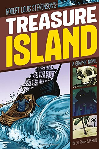 Download Treasure Island (Graphic Revolve: Common Core Editions) pdf epub