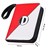 D DACCKIT Carrying Case Binder Compatible with