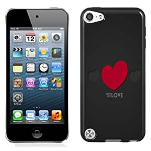 Beautiful Designed Case For iPod 5 Phone Case With One My Love Phone Case Cover
