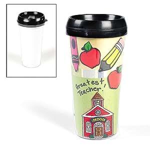 Design Your Own Travel Mug 6 Mugs Childrens