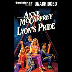 Lyon's Pride, Book 4
