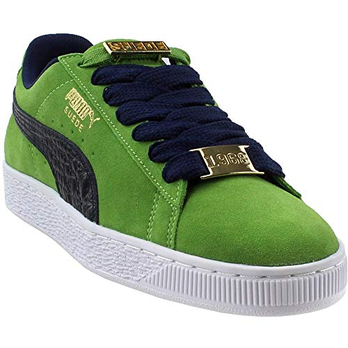 - PUMA Men's Suede Classic Bboy Fabulous Forest Green/Peacoat 10 D US