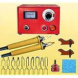 Jian Ya Na Wood Burning Tool Gourd Wood Crafts Tool Kit 110V 50W Multifunction Laser Pyrography Machine
