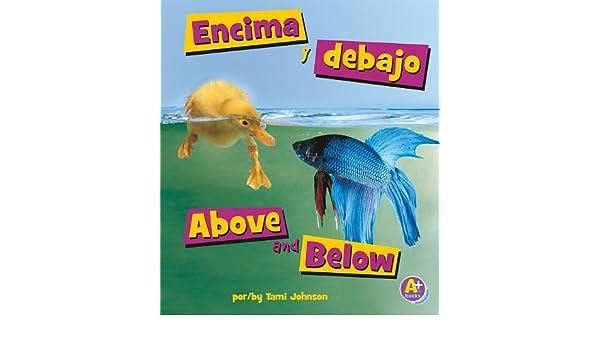 Encima y debajo/Above and Below (Palabras para adónde/Where Words)
