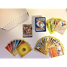 Pokemon Trading Cards Mystery Box - (220 Cards with 1 Pokemon-EX or GX card)