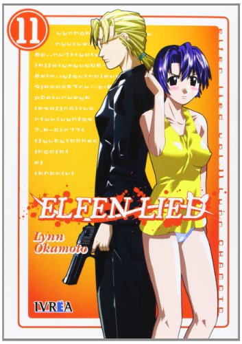 Descargar Libro Elfen Lied - Número 11 Lynn Okamoto