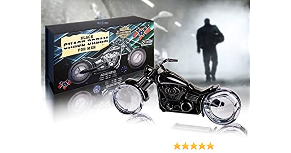 Amazon.com : Black Chase Dream for Men 2 Bottles 2 Fragrances ONE Bike : Beauty