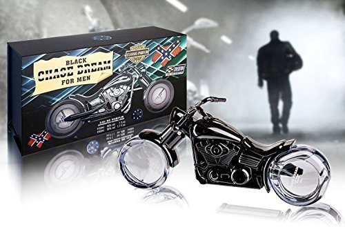 Amazon.com : Black Chase Dream for Men 2 Bottles 2 Fragrances ONE Bike : Beauty