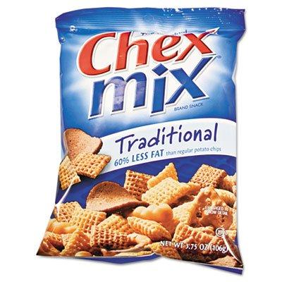 Advantus SN35181 Chex Mix, Traditional, 3.75oz., 8 Bags/BX