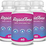 Rapid Tone Weight Loss Pills Supplement – Burn Fat Quicker – Carb Blocker, Appetite Suppressant, Fat Burner – Natural Thermogenic Extreme Diet Fast WeightLoss for Women Men (New 3 Month Supply) For Sale