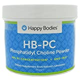 PC Phosphatidyl Choline 40% GMO-Free Powder 300 Grams