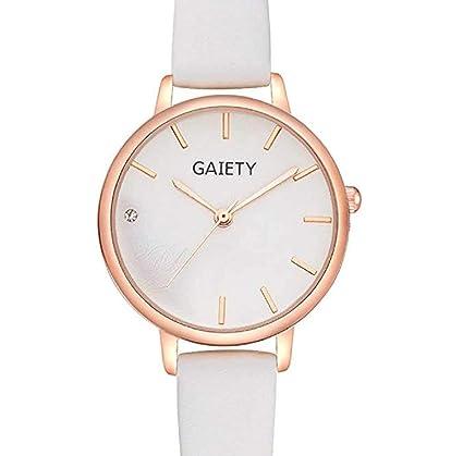 Limpieza de venta! Relojes de mujer, ICHQ elegante minimalista simulación venta reloj de mujer