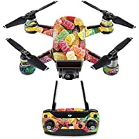 Skin for DJI Spark Mini Drone Combo - Sour Candy| MightySkins Protective, Durable, and Unique Vinyl Decal wrap cover | Easy To Apply, Remove, and Change Styles | Made in the USA