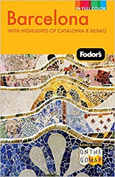 Fodor's Barcelona, 3rd Edition