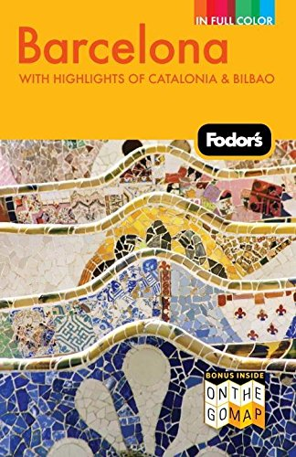 Read Online Fodor's Barcelona, 3rd Edition: With Highlights of Catalonia & Bilbao (Full-color Travel Guide) ebook