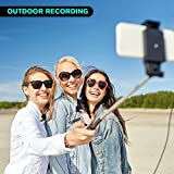 Professional Lavalier Microphone, Ashinas Dual Head Professional Condenser Lavalier Lapel Mic With 1 Adapter for Apple Products iPhone and Android Smartphone, iPad, iPod Touch,Macbook,Youtube,Video