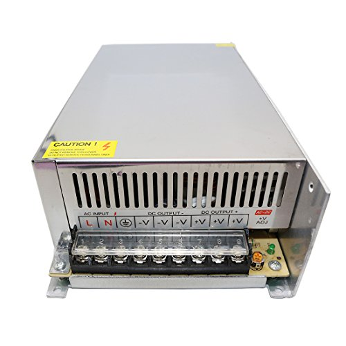 40a Dc Power Supply - 4