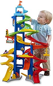 Amazon.com: Fisher-Price Little People City Skyway: Toys & Games