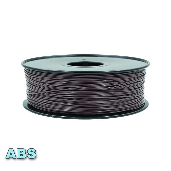 WSHZ Filamento ABS 1.75Mm, Nuevo PLA de filamento de impresión 3D ...