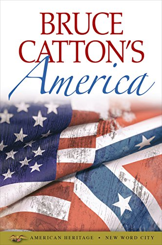 Bruce Catton's America cover
